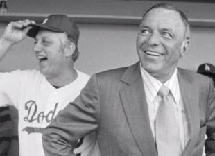 Lasorda remembers 'Old Blue Eyes'