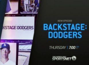 Backstage: Dodgers Thursday At 7 p.m.