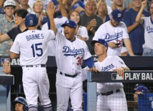 Dodgers take game 2 vs. D-backs