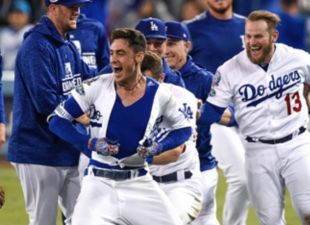 Walk-off Win, Series Tied 2-2