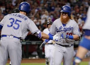 Dodgers drop series opener to D-Backs, 6-3