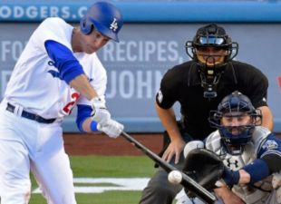 Dodgers Drop 6-Straight But Remain In First Place