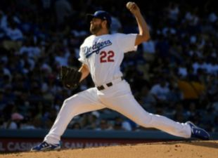 Kershaw K's 7 on Opening Day