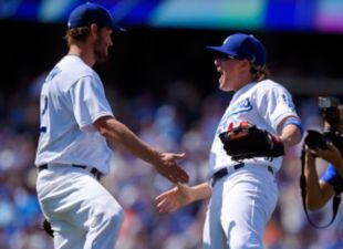 Kershaw Astounded With Playoff Performance
