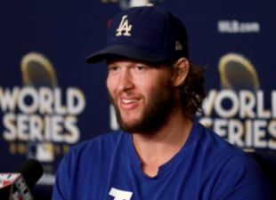 Kershaw gets the ball for Game 1