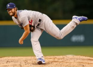 Kershaw, Dodgers top Rockies