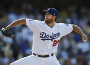 Kershaw returns, exits with back tightness
