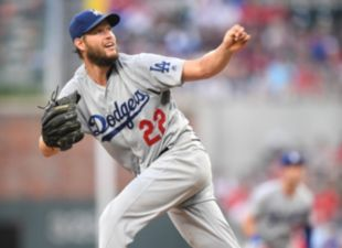 Kershaw shuts down Braves