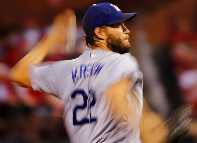 Kershaw, Dodgers beat Cardinals