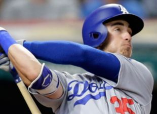 Bellinger Continues to Slam Them Out of The Park