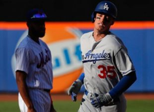 Cody Bellinger hits 31st HR in Dodgers' victory.