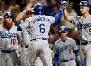 Dodgers beat the Pirates in 12-innings