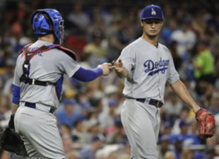 Dodgers fall in doubleheader to Padres
