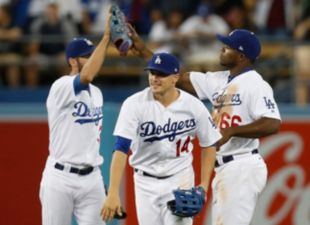 Dodgers Beat the Braves 6-2