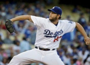 Kershaw, Dodgers Blank Braves