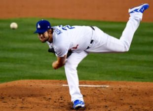 Kershaw shuts down D-backs