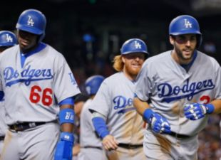 Dodgers Power Past D-backs
