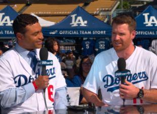 Dodgers FanFest: Logan Forsythe