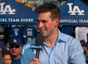 Dodgers FanFest: Joe Davis