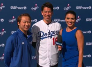 Dodgers FanFest: Kenta Maeda