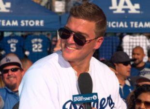 Dodgers FanFest: Kike Hernandez