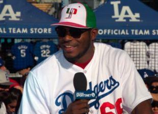 Dodgers FanFest: Yasiel Puig
