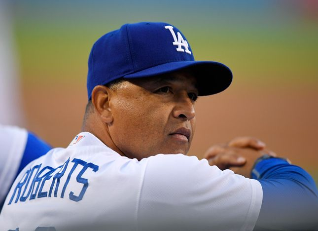Dave Roberts To Compete For Home-Field Advantage