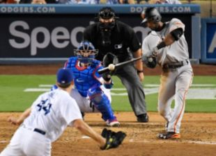 Dodgers Drop Game 2, Fall To Giants 2-0