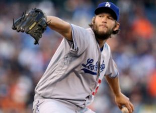 Kershaw K's 13 In Win Over Giants