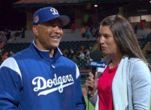 Roberts: We're Playing Good Baseball