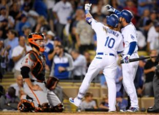 Dodgers Win 1-0, Take Three Game NL West Lead