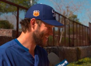 Kershaw Cruises In 2nd Spring Start