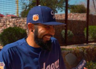 Romo Shines In Dodger Debut