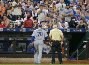 Urias, Dodgers Drop Game 1 To Mets