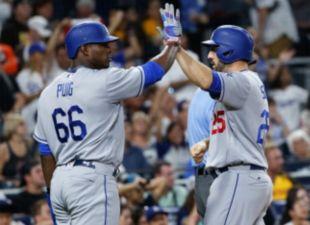 Dodgers Salvage Series, Win 9-4