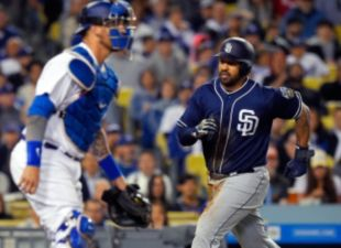 Dodgers Fall To Padres 5-1