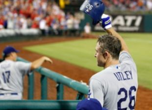 Big Night For Utley In Philadelphia