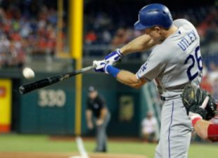 Dodgers Rout Phillies 15-5