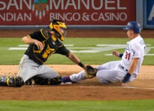Dodgers Drop Game 1, Lose To Pirates 5-1
