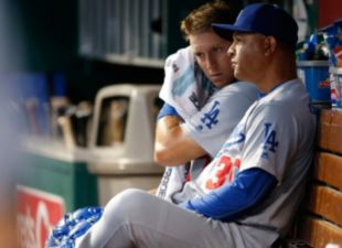 Anderson Exits Early, Dodgers Fall 11-1