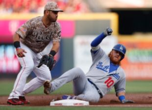 Dodgers Lose 9-2 To Reds