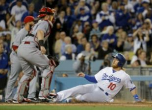 Dodgers Sweep Reds