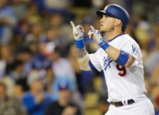Grandal Slams Dodgers Past Rockies