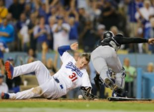 Dodgers Magic Number Down To 1