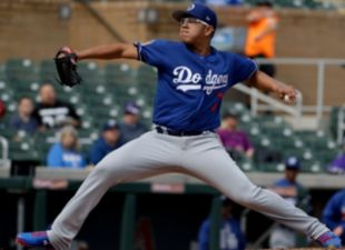Urias Strikes Out 2 In Spring Debut