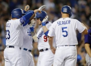 Dodgers Magic Number Down To 4