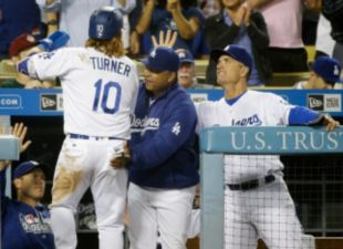 Dodgers Blank Rockies 5-0
