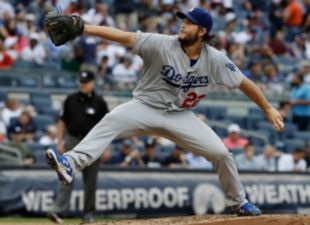 Kershaw, Dodgers Shutout Yankees
