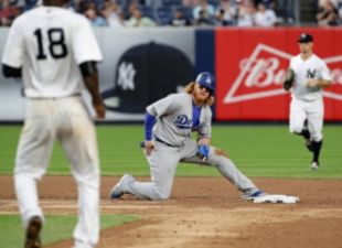 Dodgers Take Two Of Three From NY, Wins 2-0