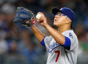 Dodgers Struggle, Lose to Yankees 3-0